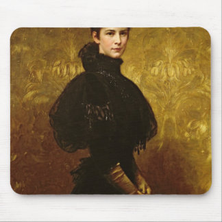 Queen Erzsebet Mouse Pad