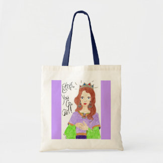 Queen Esther Budget Tote Bag