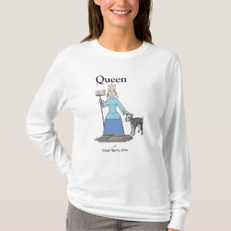 Queen, Goat Berry Mtn., of T-Shirt