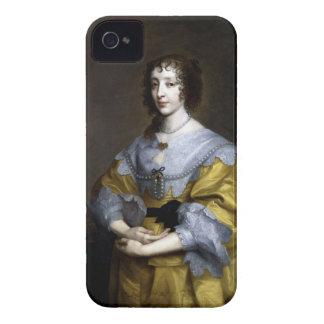 Queen Henrietta Maria iPhone 4 Cases
