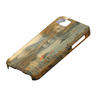Queen Henrietta Maria with Sir Jeffrey Hudson, iPhone 5 Covers