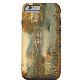 Queen Henrietta Maria with Sir Jeffrey Hudson, Tough iPhone 6 Case