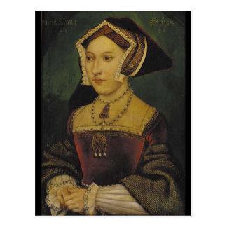 Queen Jane Seymour Post Card