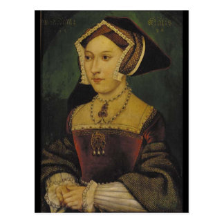 Queen Jane Seymour Postcard