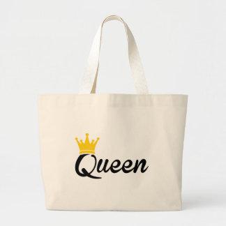 Queen Jumbo Tote Bag