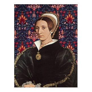 Queen Katherine Howard - Portrait Postcard