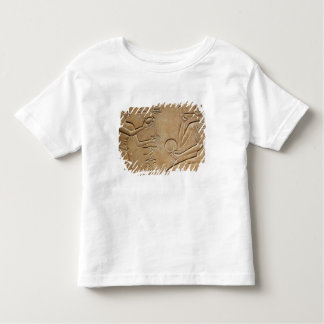 Queen Kawit at her toilet Toddler T-Shirt