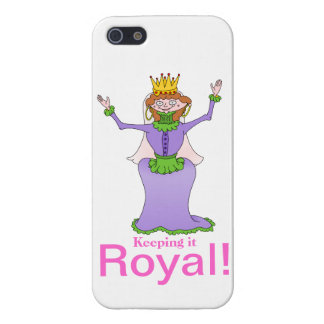 Queen, Keeping it Royal Case For The iPhone 5