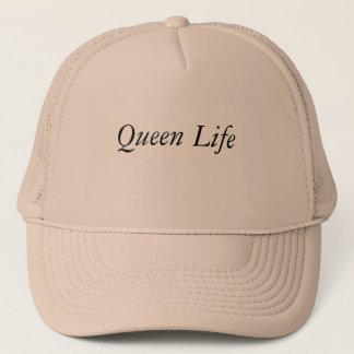 Queen Life Trucker Hat