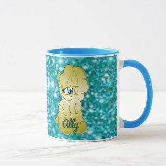 Queen Llama Mama Mug