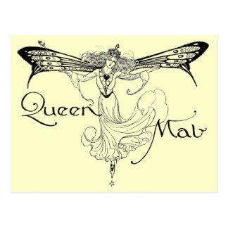 Queen Mab Fairy Postcard