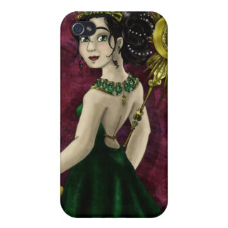 Queen Magnacious Covers For iPhone 4