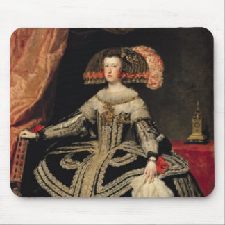 Queen Maria Anna  of Austria, 1652 Mouse Pad