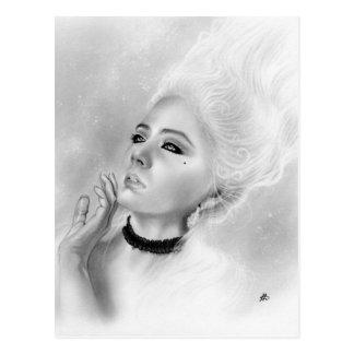 Queen Marie Antoinette Card