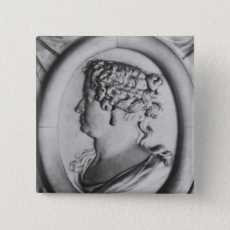 Queen Marie-Therese of Austria 15 Cm Square Badge