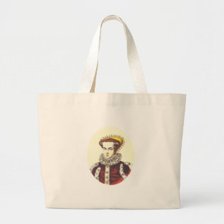 Queen Mary Large Tote Bag
