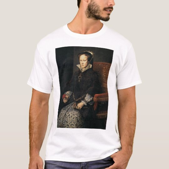 Queen Mary Tudor of England T-Shirt