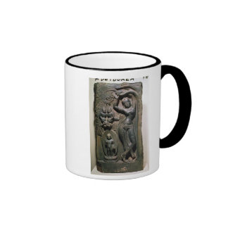 Queen Maya giving birth to the future Buddha Coffee Mugs