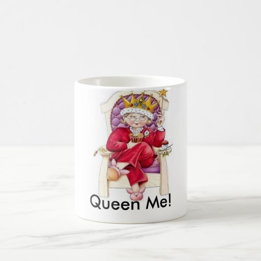 Queen Me! Coffee Mug
