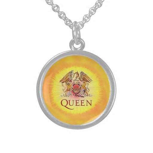 queen neck chain by highsaltire pendant