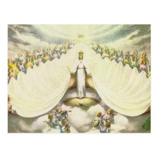 Queen of Angels Postcard