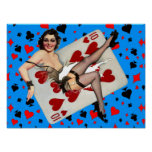 Queen of Broken Hearts Poster