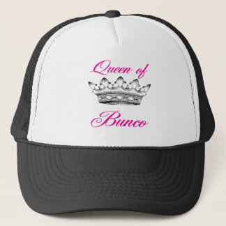 queen of bunco trucker hat