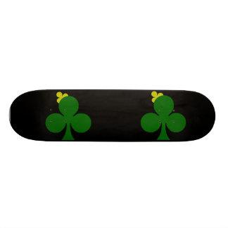 """Queen of Clubs"" Signature '09 Skateboard"
