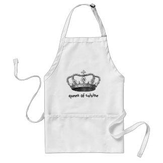 Queen of Cuisine Standard Apron