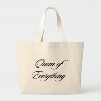 Queen of Everything Bag