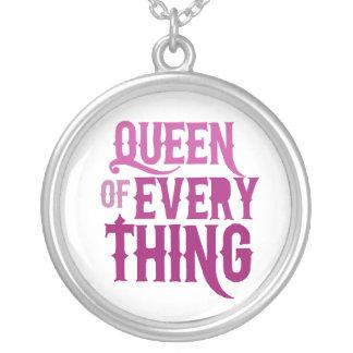 Queen of Everything Pendants