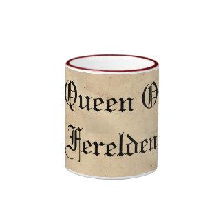 Queen Of Ferelden Coffee Mug