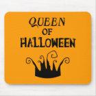 Queen of Halloween Mouse Mat