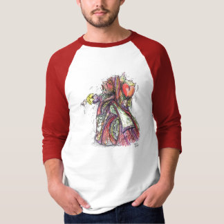 """Queen of Hearts "" by Richard Gibbs T-Shirt"