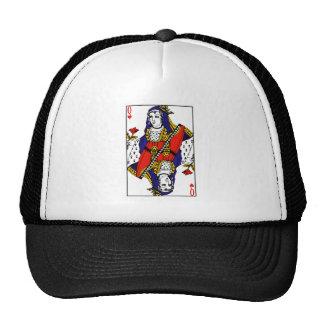 Queen of Hearts Cap