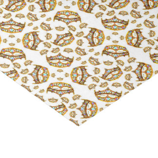 Queen of Hearts Gold Crowns Tiaras tissue paper