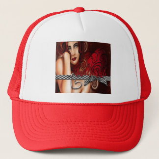 Queen Of Hearts - Hat