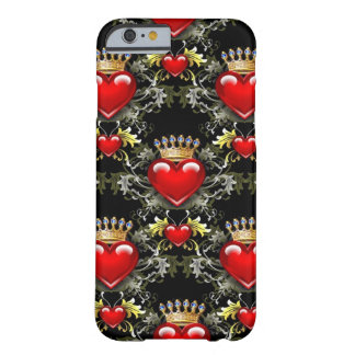 Queen of Hearts II iPhone 6 case Barely There iPhone 6 Case