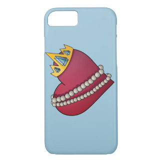 Queen of Hearts iPhone 8/7 Case