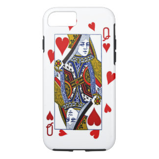 Queen of Hearts iPhone Case