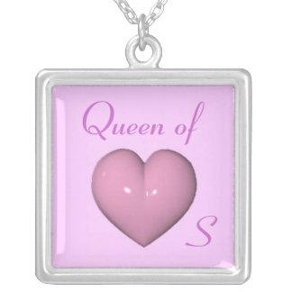 Queen of Hearts Custom Necklace