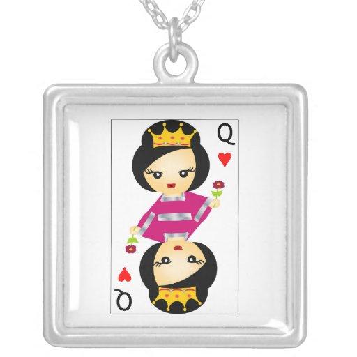 Queen of Hearts Jewelry