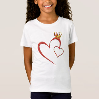 Queen of Hearts Tee