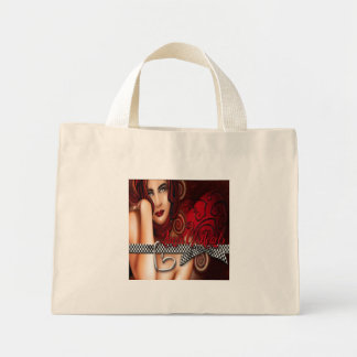 Queen Of Hearts - Tiny Tote