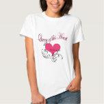 Queen Of His Heart T Shirt