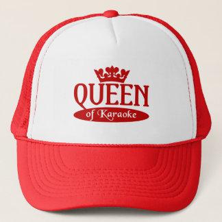 Queen of Karaoke hat