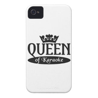 Queen of Karaoke iPhone 4 Case-Mate, customize iPhone 4 Case-Mate Case