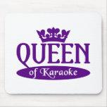 Queen of Karaoke mousepad