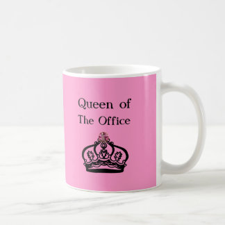 Queen of Miami Coffee Mugs