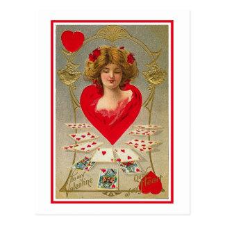 Queen of my Heart 2 Postcard